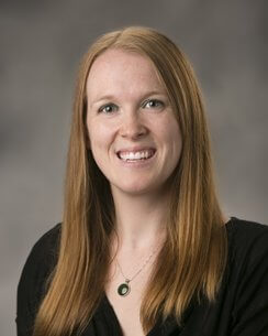 Dr. Laura Hase, family physician at Lake View Medical Clinic